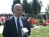 Lajme - Brigada 137 Gjakova homazhe për 7 maj