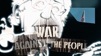 War Against the People, Experimental Animated Short (Война против народа, экспериментальный короткометражный анимационный фильм) [2016]