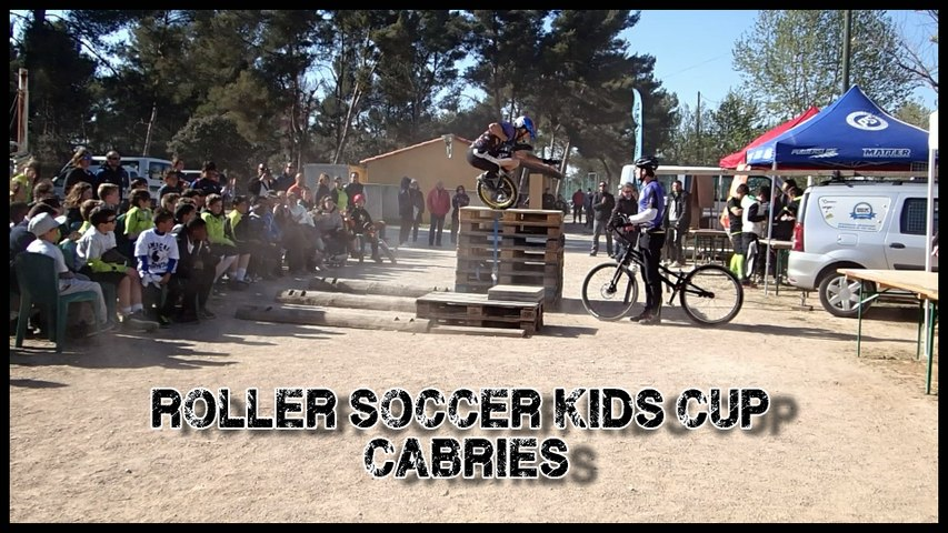 [SHOW WHEELS] Roller soccer kid's cup CABRIES