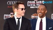 "Anthony Mackie Explains Robert Downey Jr's ""Basecamp"""