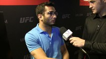Gegard Mousasi doesn't care of he fights bums or contenders, he just needs wins