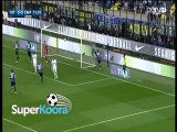 اهداف مباراة ( انتر ميلان 2-1 إمبولي ) الدوري الايطالي