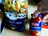 pasta recipes | how to make simple pasta tricolore in arrabbiata sauce recipes | simple and fast |