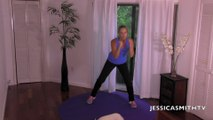 Abs Cardio Workout  30-Minute Kickboxing Cardio Abs Full Length No Equipment