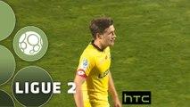 AC Ajaccio - FC Sochaux-Montbéliard (0-2)  - Résumé - (ACA-FCSM) / 2015-16
