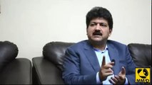 Hamid Mir Criticizes Army for not Giving out Details of Corruption of Army Officers - Media can Criticize Politicians On