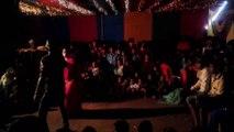 dance in marriage in village in nepal