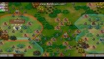 backyard monster level 3 drull + 5 banditos vs level 20 resources outpost