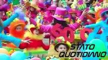 Carnevale Manfredonia, 60^edizione, sfilata carri e gruppi 10 febbraio 2013