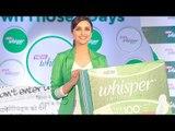 Parineeti Chopra - Whisper Ultra Launch