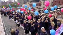 Camp Simchas March of Hope for Children with Cancer