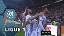 But Rachid GHEZZAL (3ème) / Olympique Lyonnais - AS Monaco - (6-1) - (OL-ASM) / 2015-16