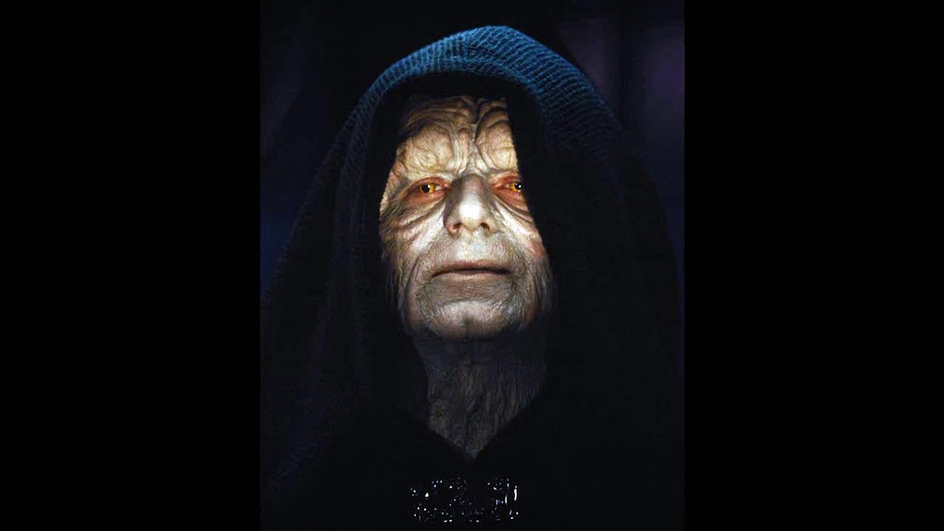 Star Wars Battlefront Emperor Palpatine Voice