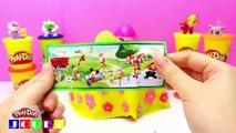 Oeuf Géant Surprise terrible Gâteau D'anniversaire ♥ Histoire de jouet Paw Patrol Minions Ben10