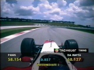 F1 2003 GP02 - MALAYSIA Sepang - 2nd Qualifying
