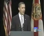 Obama Mocking Tea Party 4-15-2010