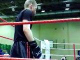 My Kickboxing bout 29-11-08