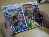 Unboxing One Piece Unlimited Cruise  One Piece Unlimited Cruise 2 Nintendo Wii (German)