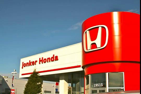 JONKER HONDA | Honda Accord Radio Commercial
