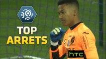 Top arrêts 37ème journée - Ligue 1 / 2015-16