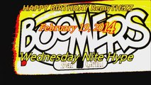 Febuary 19 Birthday party for RemyTHiZZ  ft.Dame Micheals & Lil Diggs @ Boomer's