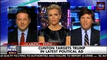 The Kelly File 4/26/16 - Donald Trump vs Cruz-Kasich, Megyn Kelly announces Donald Trump interview