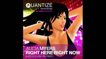 Alicia Myers - Right Here Right Now (Hallelujah Anyway) [Dj Spen, Gary Hudgins & Thommy Davis Remix]