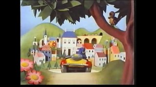 Start and End of The Great Noddy Video VHS Monday 6th March