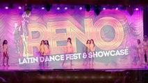 Alma Latina Bachata Ladies / Reno Latin Dance Fest 2015