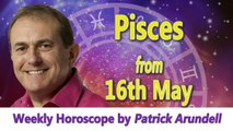 Pisces Weekly Horoscope from 16th May 2016