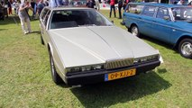 Ultra rare one of a kind Aston Martin Lagonda Shooting Brake at Concours dElegance