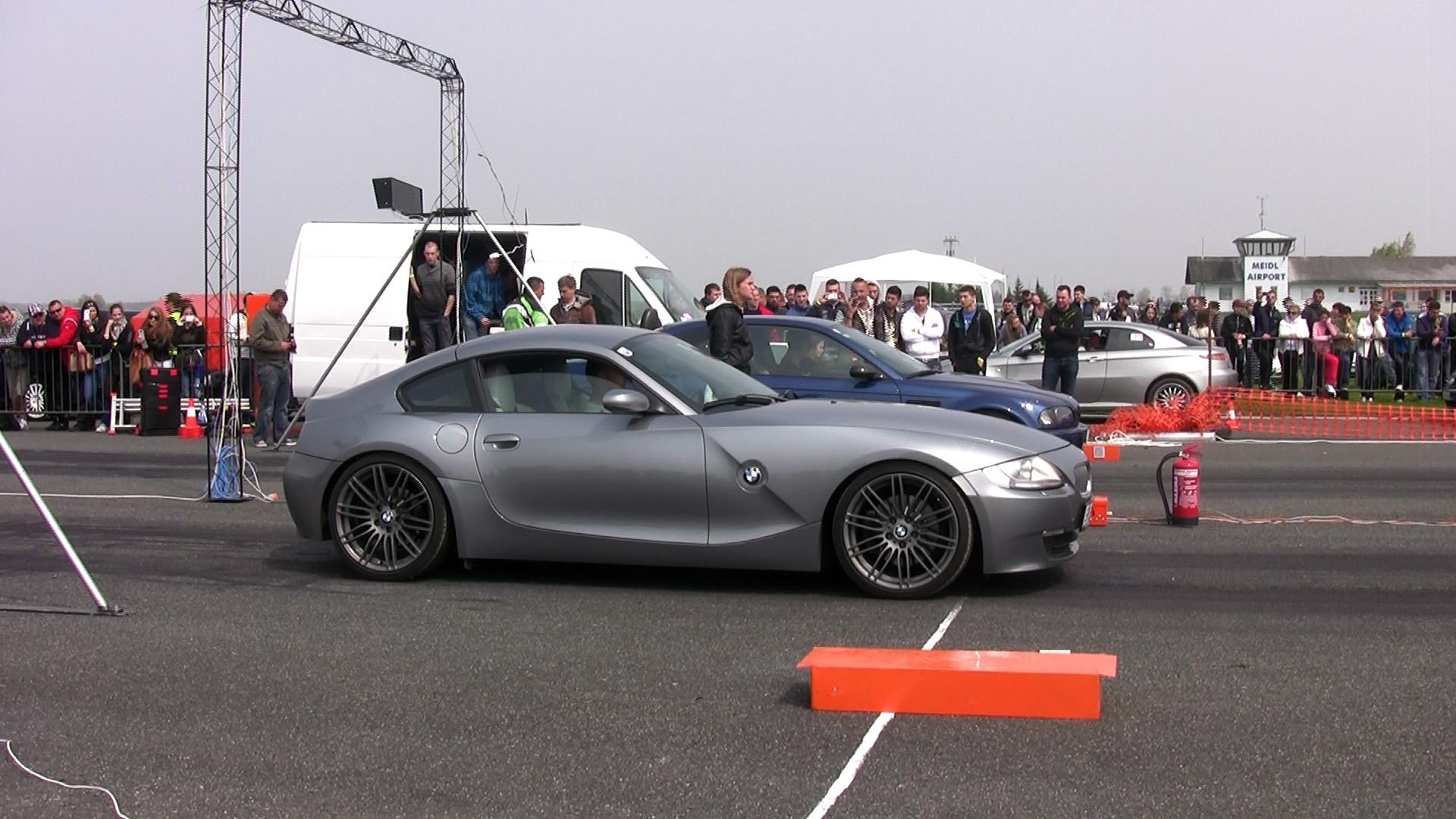 BMW E46 M3 Vs. BMW Z4