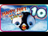 Happy Feet Two Walkthrough Part 10 (PS3, X360, Wii) ♫ Movie Game ♪ Level 23 - 24 - 25