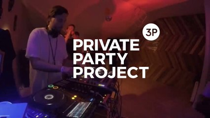 Katermukke Showcase [Private Party Project] DJ Set Istanbul