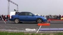 Subaru Impreza WRX STI Vs. Subaru Impreza GT