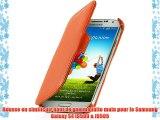StilGut UltraSlim V2 housse étui coque avec fonction de support pour Samsung Galaxy S4 i9500