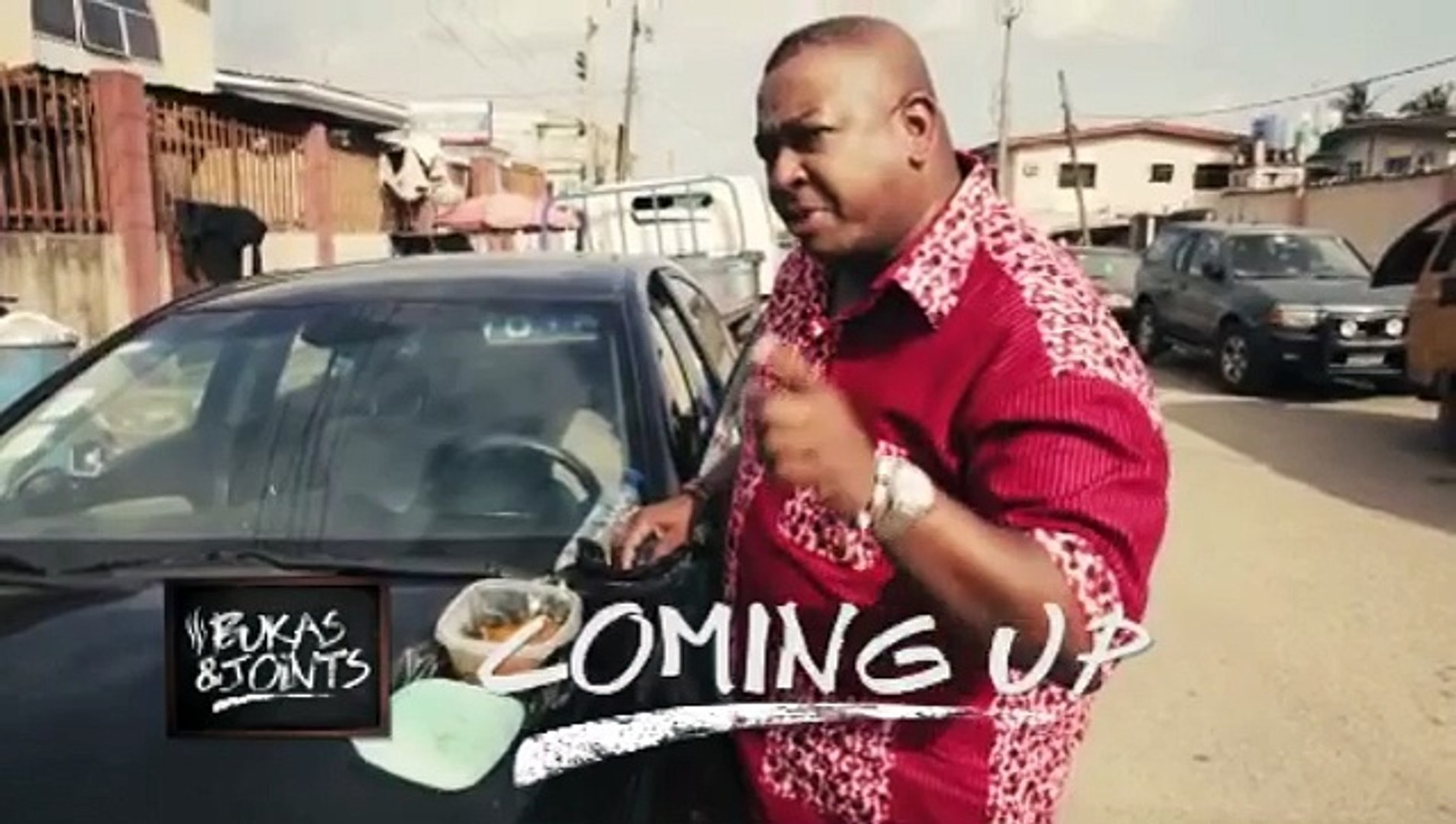 Bukas and Joints a Nigerian and African food travel show