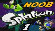 Splatoon EN nintendo NX LETS PLAY SPLATOON NOOB