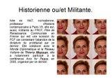 Les sources historiques d'Annie Lacroix-Riz.