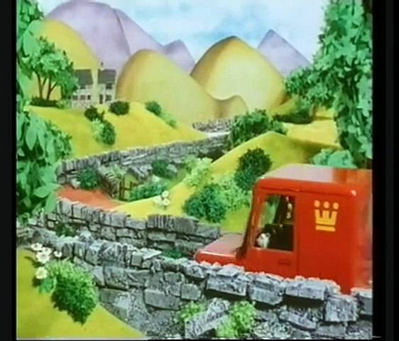 Start and End of Postman Pat 1 VHS (Monday 3rd November 1986)   Godialy.com