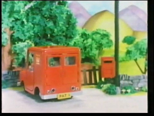 Start and End of Postman Pat 3 VHS (Monday 3rd November 1986) | Godialy.com