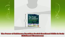 best book  The Power of Guidance Teaching SocialEmotional Skills in Early Childhood Classrooms