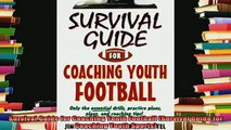 free pdf   Survival Guide for Coaching Youth Football Survival Guide for Coaching Youth Sports