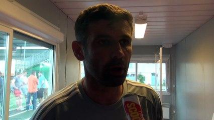 Rugby Fédérale 1 - Laurent Mignot réagit après USB - Soyaux Angoulême