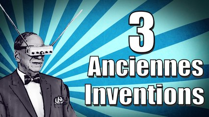 3 Anciennes Inventions - RA #02