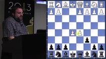Pour le GM Finegold, Morphy est le meilleur joueur. La règle à suivre développer toutes ses pièces le plus rapidement possible.