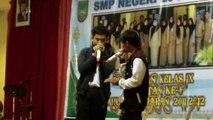 Recky & Jebta Beatbox from 29 high school