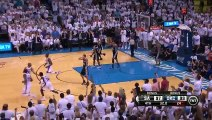 Kevin Durant\'s CLUTCH Shot Spurs vs Thunder Game 6 May 31, 2014 NBA Playoffs 2014