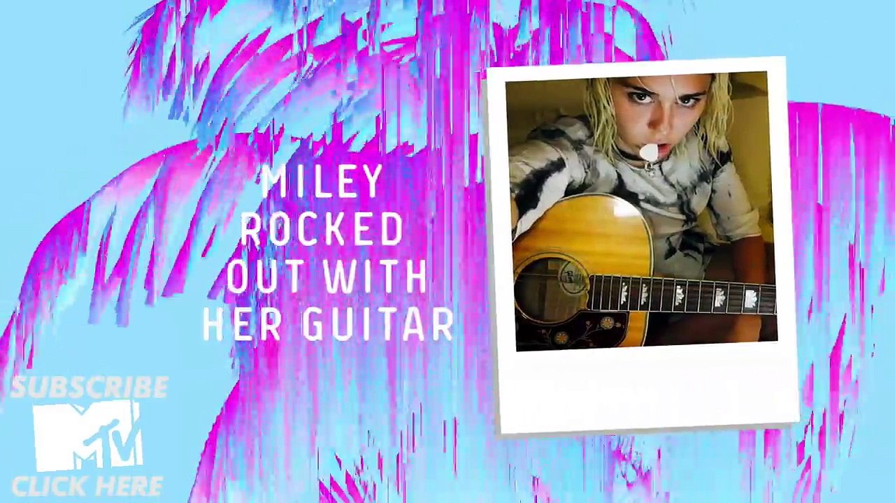 snapchat Miley cyrus nude