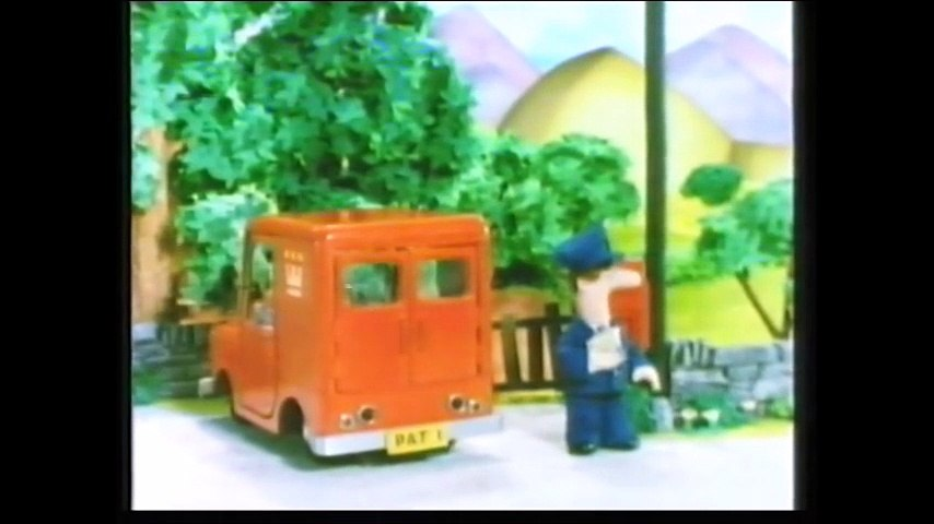 Start and End of The Very Best of Postman Pat VHS (Monday 5th October 1992) | Godialy.com